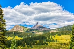 Volcanic Plug Colorado